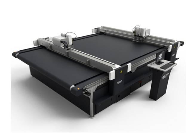 Sistema de corte de gran formato