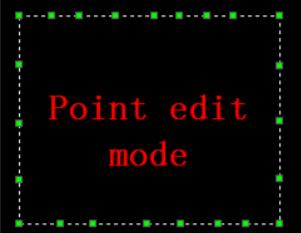Editar punto