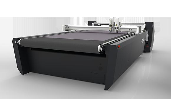 Sistema de corte digital de alta velocidad BK2