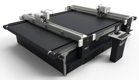 Sistema de corte de gran formato TK4S