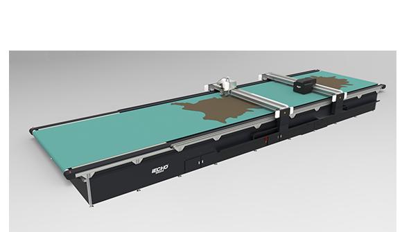 Línea de producción de corte de cuero LCPS