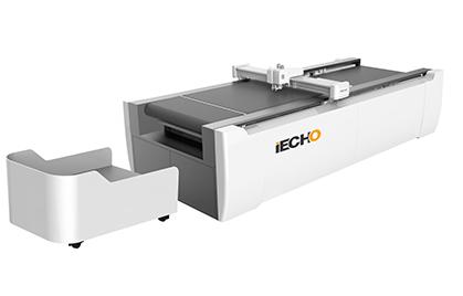 IECHO último tipo de máquina PK1209- Mayor área de corte, mejor efecto de corte