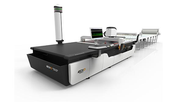 Sistema de corte automático multicapa GLS